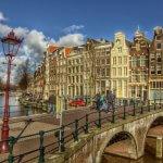 Negozi e VIe dello Shopping ad Amsterdam