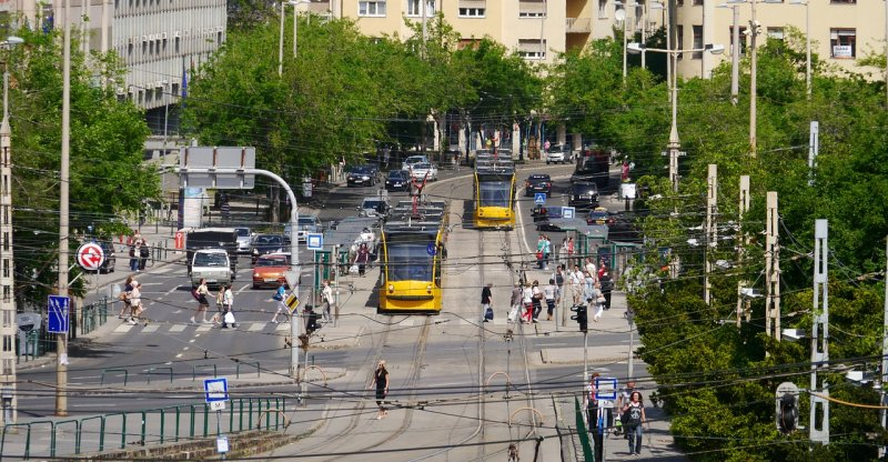 Negozi di Budapest Ungheria
