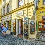 Negozi di Praga dove Acquistare