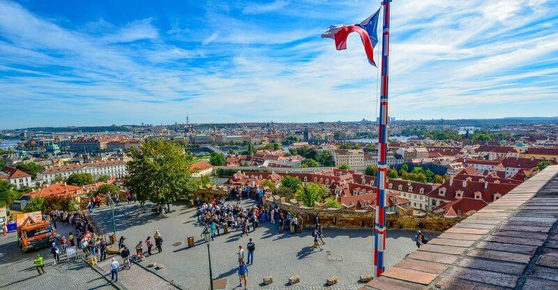 Cosa si vede a Praga