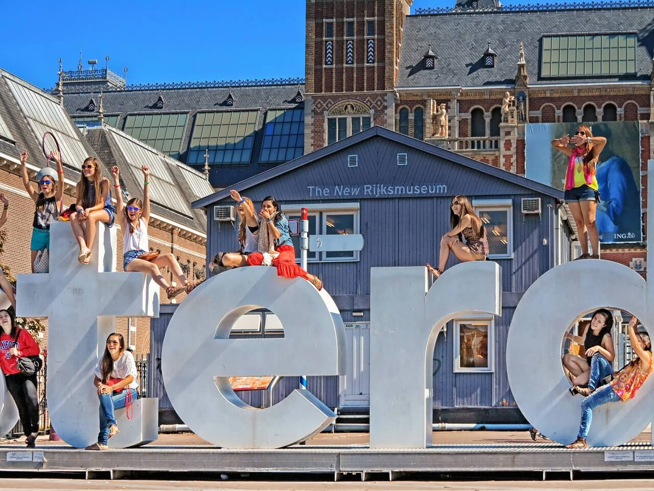 Amsterdam ▷ Guida Definitiva: Cosa Vedere, Fare e Mangiare